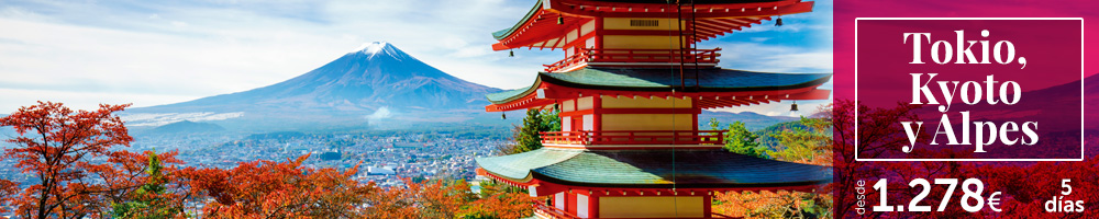 tokio kyoto y alpes