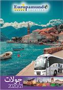 Arabic Language - Europamundo Brochure