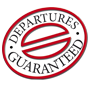 guaranteed departures