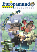 Catalogo Europamundo Año 1998