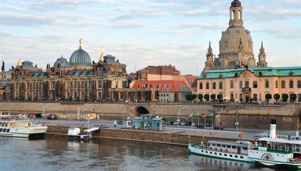 Dresde: Arte, cultura y música.