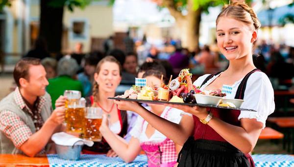 Munich: Incluido traslado popular cervecería.