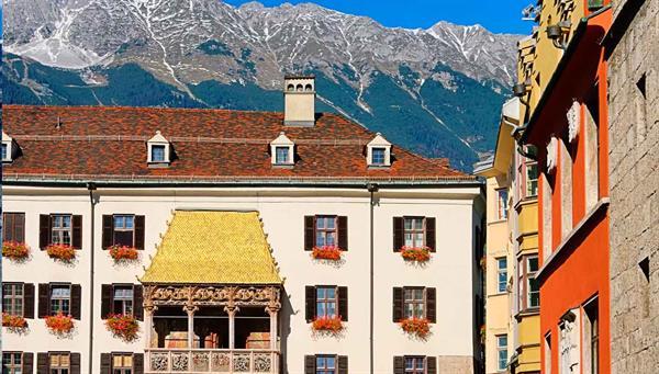 Innsbruck: La abrumadora belleza alpina.