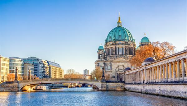 Catedral y Museo de Berlín, Alemania.