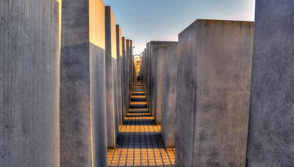 Berlín, visitamos el Memorial de Holocausto
