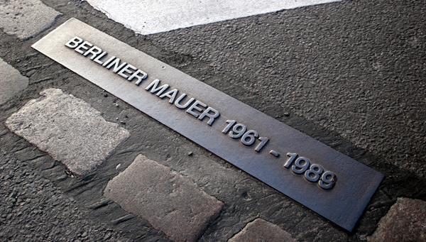Visita al Muro de Berlín