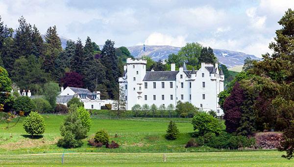 Blair Castle: Entrada incluida con sus impresionantes jardines.