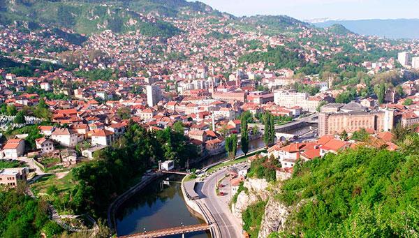 Sarajevo: El renacimiento de una bella ciudad.