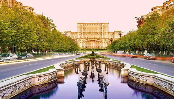 Bucarest: Visita panorámica de la ciudad