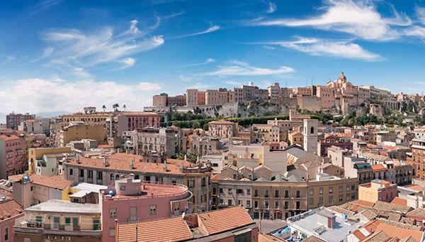 Cagliari: Visita panorámica.