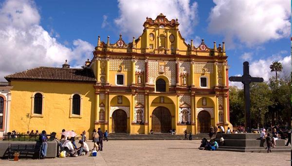 San Cristobal de las Casas: Ciudad cosmopolita considerada como la principal localidad turística de Chiapas.