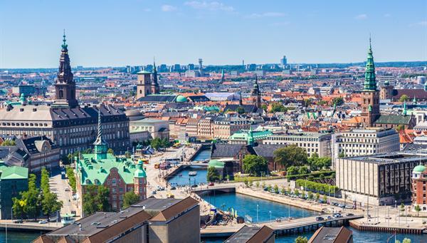 Capital de Dinamarca, Copenhague
