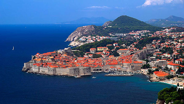 Dubrovnik: La perla del Adriático.