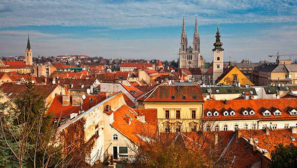 Zagreb: Capital y centro del país…