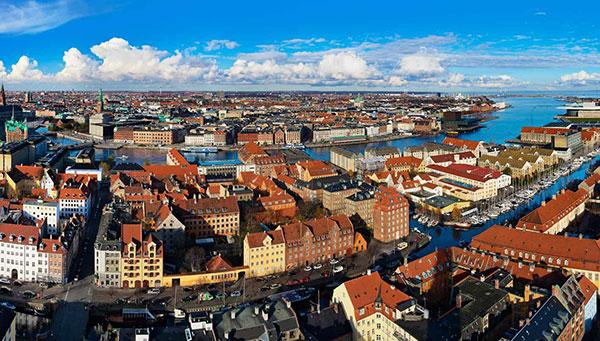 Copenhague: Cultura y calidad de vida siempre con buen humor.