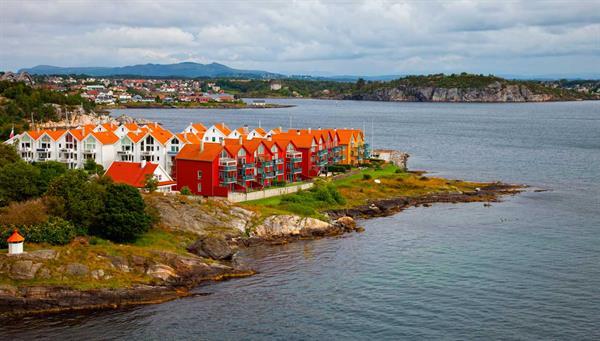 Stavanger: La capital del petróleo.