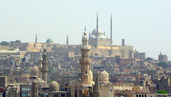 El Cairo: Ciudadela de saladino y mezquita de alabastro.