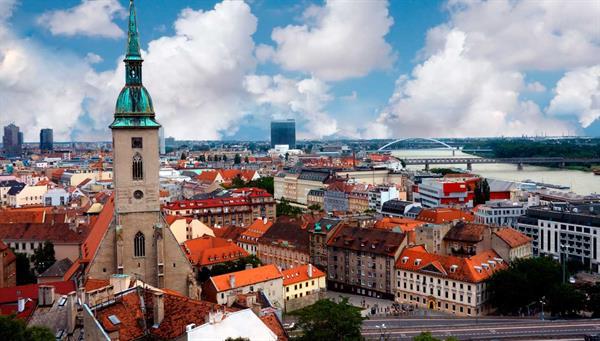 Bratislava: Memorias de un gran Imperio.