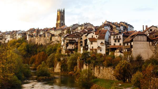 Friburgo: La combinación perfecta entre cultura y naturaleza.
