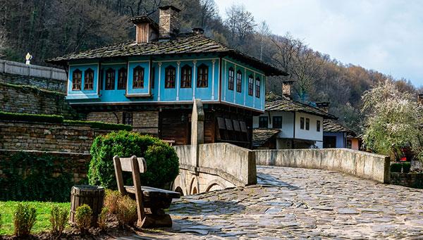 Museo Etara Etnográfico: se podrán apreciar los oficios Búlgaros de antaños.
