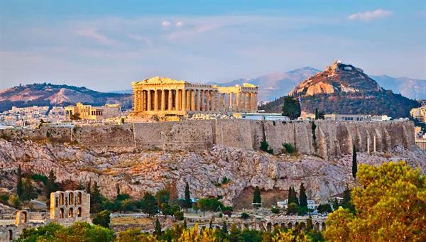 Atenas: Acrópolis.