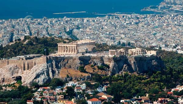 Atenas: Lo más occidental de Oriente, lo más Oriental de Occidente.