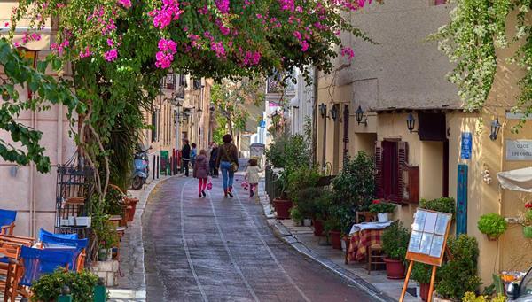 Atenas: Incluimos un traslado al barrio de Plaka.
