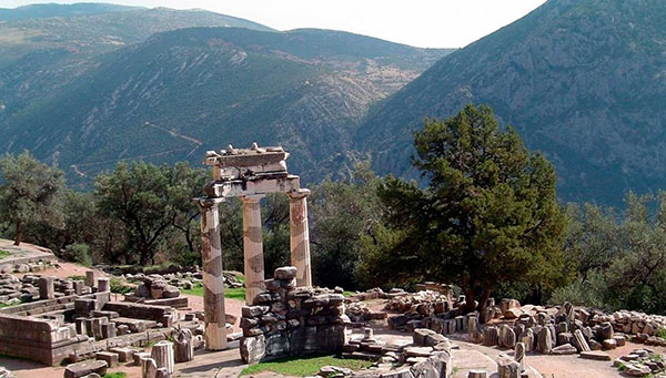 Olimpia: El paisaje está incluido.