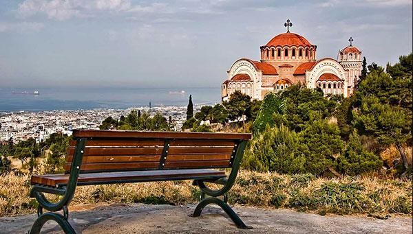 Tesalónica: Historia, arte, sabiduría…
