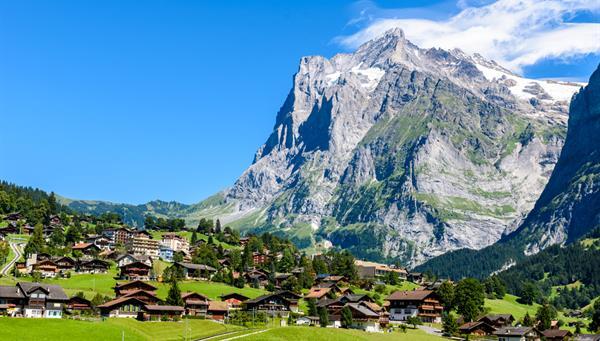 Grindelwald: En el corazón de los Alpes Suizos.