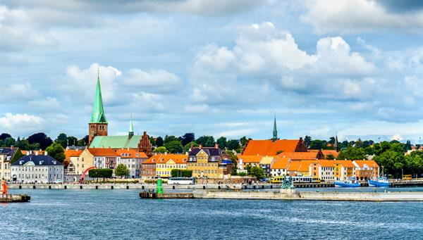 La ciudad de Hamlet, Helsingor