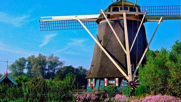 Amsterdam: Excursión a los pueblos Marken y Volendam (opcional).