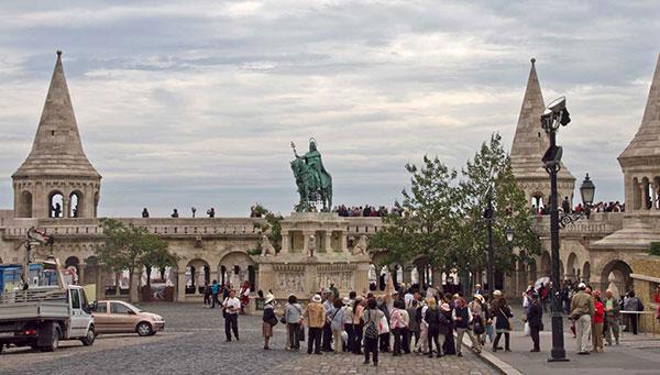 Budapest: Bastión de los Pescadores.