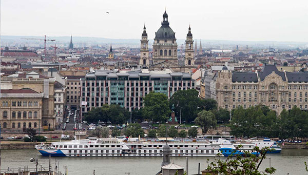 Budapest: Conocer el mejor Danubio.