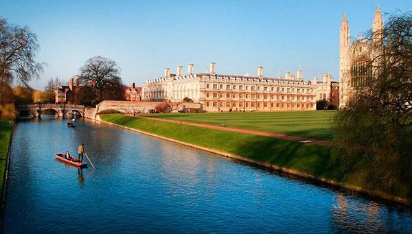 Cambridge: Una universidad para los mejores científicos.