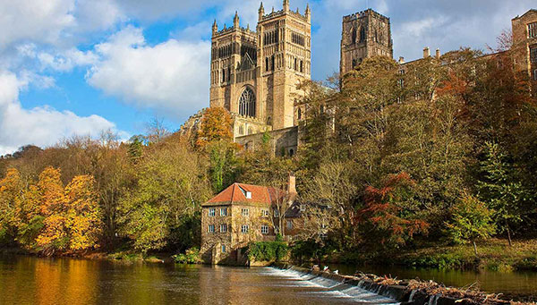 Durham: La ciudad del príncipe obispo.