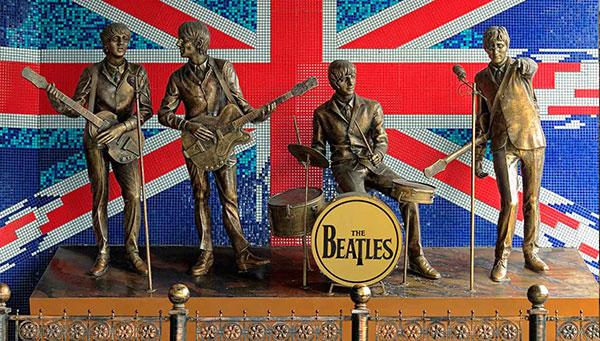 Liverpool: Podrá visitar si lo desea el museo de los Beatles.