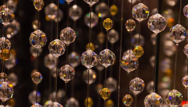Cristales en Swarovski Museum en Innsbruck, Austria, incluimos la visita a la fabrica y el museo