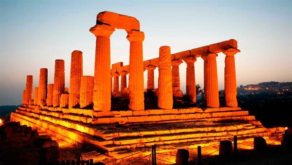 Agrigento: Antigüedad clásica delante de nuestros ojos. Visita al Valle de los Templos.
