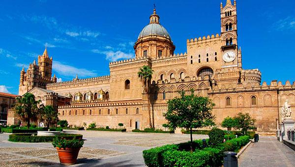 Monreale: La vecina de Palermo.