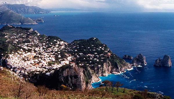 Salerno: El placer de la tranquilidad.