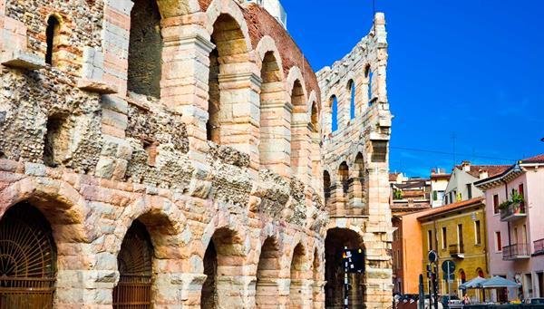 Verona: Circo romano.