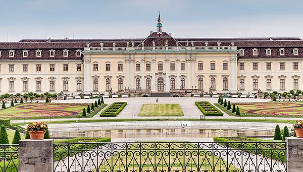 Ludwigsbourg: Uno de los más grandioso palacios barrocos de Europa