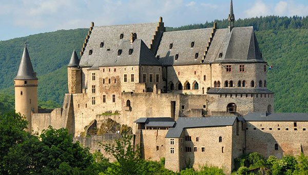 Luxemburgo: La ciudad de las grandes fortalezas.