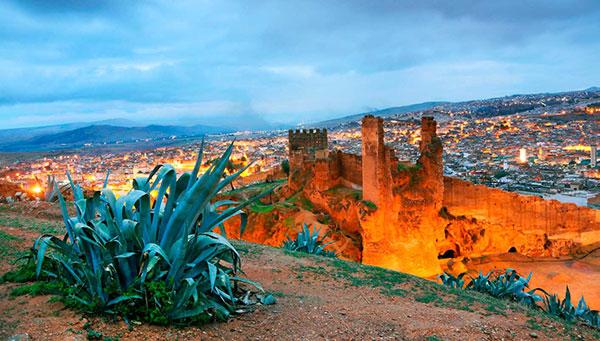 Fez: La ciudad de los olores y del pasado.