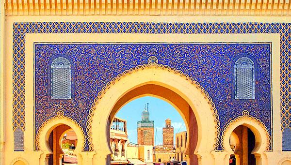 Fez: Visitaremos la Medina.