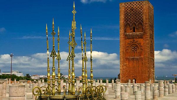 Rabat: La ciudad de los piratas.Visita a la Torre Mausoleo de Hassan.
