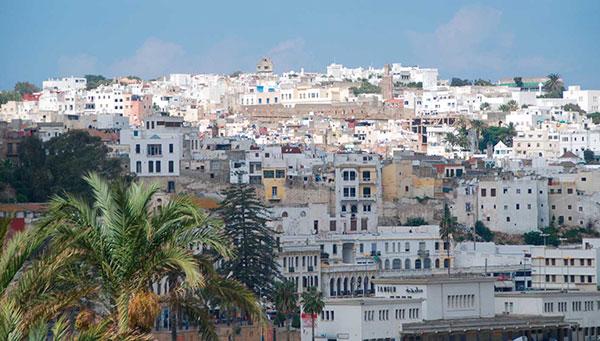 Tanger: La ciudad del viento y del mar.