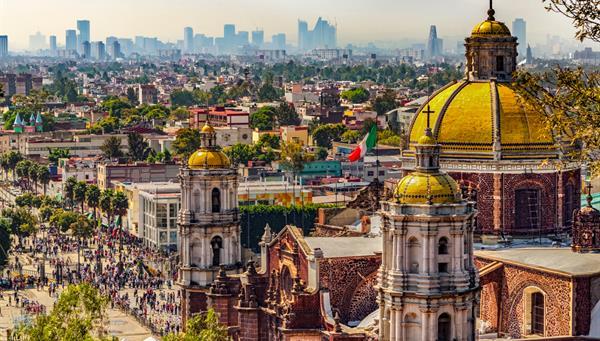 México: Basílica de Guadalupe