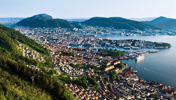 Bergen: Un cuento de hadas escandinavo.
